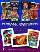 Pinball Snapshots Air Aces To Xenon By Marco Rossignoli New
