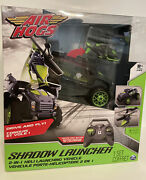 Air Hogs - Shadow Launcher Car Copter 2-in-1 Helicopter Launching Vehicle New