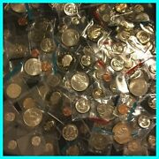 ✯estate Sale Old Proof/uncirculated Coins ✯ Silver Gold ✯wheat Mercury Franklin✯