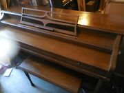Vintage Upright Piano By By Schafer And Sons Made In America By American Craftsmen