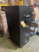 Hamilton 7110-01-015-4266 Class 6 High Security Filing Cabinet 4 Drawer X-10