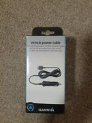 Oem Genuine Garmin Nuvi 765 765t Gps Cigarette Lighter Power /charger Cable/cord