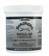 Rectorseal 16 Oz. Lead-free Soldering Flux Tin/antimony 1 Pc. -pack Of 1