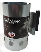 Grill Mark Charcoal Chimney Starter -case Of 96