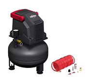 Briggs And Stratton 1 Gal. Pancake Portable Air Compressor Kit 100 Psi -pack Of 1