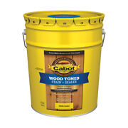Cabot Transparent Cedar Oil-based Penetrating Oil Deck And Siding Sta -pack Of 1