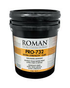 Roman Pro-732 Extra Strength Clay/modified Starches Wallpaper Adhesi -case Of 36
