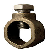 Sigma Electric Proconnex 5/8 In. Copper Alloy Ground Rod Clamp 1 Pk -case Of 50