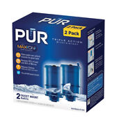 Pur Mineral Clear Faucet Replacement Water Filter For Pur -case Of 3