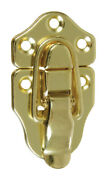 National Hardware Brass-plated Steel Drawer Catch 2 Pk 3.64 In. -case Of 30