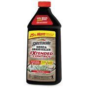 Spectracide Extended Control Grass And Weed Killer Concentrate 40 Oz. -case Of 6