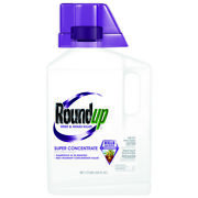 Roundup Grass And Weed Killer Super Concentrate 0.5 Gal. -case Of 6