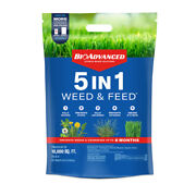 Bioadvanced Weed And Feed 22-0-4 Lawn Fertilizer 10000 Sq. Ft. For All -case Of 32