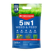Bioadvanced Weed And Feed 22-0-4 Lawn Fertilizer 4000 Sq. Ft. For All -case Of 40