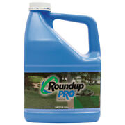 Roundup Pro Grass And Weed Killer Concentrate 2.5 Gal. -case Of 2