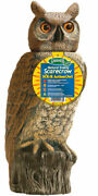 Dalen Scarecrow Owl Animal Repellent Decoy For All Pests -case Of 4