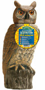 Dalen Scarecrow Owl Animal Repellent Decoy For All Pests -pack Of 1