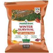 Jonathan Green Winter Survival All-purpose 10-0-20 Lawn Food 5000 S -case Of 130