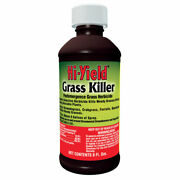 Hi-yield Grass And Weed Killer Concentrate 8 Oz. -case Of 12