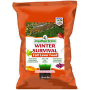 Jonathan Green Winter Survival All-purpose 10-0-20 Lawn Food 15000 S -case Of 45