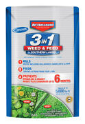 Bioadvanced Weed And Feed 35-0-3 Lawn Fertilizer 5000 Sq. Ft. For Sout -case Of 56