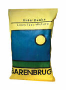 Barenbrug Outer Banks Sun/shade Lawn Seed Mixture 25 Lb. -case Of 20
