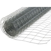 American Posts 36 In. H 100 Galvanized Steel Welded Wire Fence No -case Of 9