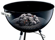 Weber Steel Charcoal Grate For Charcoal Grills 17 In. L X 17 In. W -case Of 5