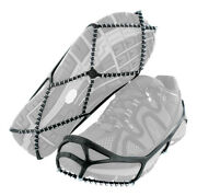 Yaktrax Walk Unisex Poly Elastomer Blend/steel Snow And Ice Traction -case Of 24