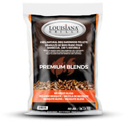 Lousiana Grill All Natural Mesquite Wood Pellets 40 Lb. -case Of 50