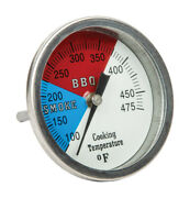 Old Smokey Analog Grill Thermometer Gauge -case Of 6