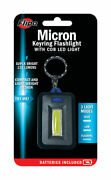 Flipo 120 Lumens Assorted Led Flashlight With Key Ring Aaa Battery -case Of 96