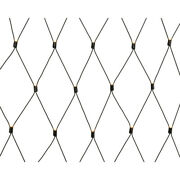 Celebrations Led Clear/warm White 200 Count Net Christmas Lights -case Of 9