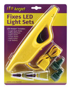 Led Keeper Battery Yellow Christmas Light Repair Tool -case Of 24