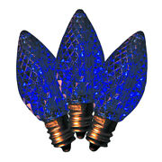Holiday Bright Lights Led C7 Blue 25 Count Replacement Christmas Lig -case Of 20