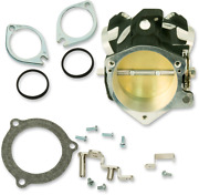 Sands Throttle Body Kit Cable 66mm Size 410 Black Harley Tc 02-05 Softail 01