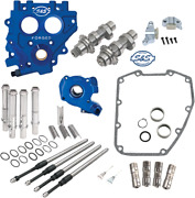 Sands Cam Chest Kit Tc3 Oil Pump/plate Chain Drive 585c Harley Big Twin 07-16
