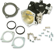 Sands Throttle Body Cable Operated 66mm Size 417 Wblack Harley Big Twin 2006+