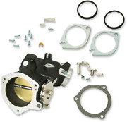 Sands Throttle Body Cable Operated 58mm Size 417 Wblack Harley Big Twin 2006+