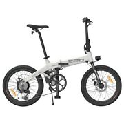 Himo Z20 Folding Electric Bicycle 20 Inch Tire 250w Dc Motor Up To 80km Range Re