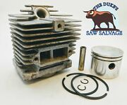 Dukeand039s Nikasil Piston And Cylinder Fits Homelite Xl12 And Super Xl 46mm