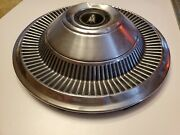 Crown Vicrarevintage 14.5 Hubcap Great Condition Same Day Ship Wow