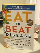 Eat To Beat Disease William Li New With 25 Immunity Boosting Recipes
