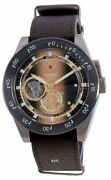Orient Retro Future Camera Open Heart Limited Edition Ra-ar0204g00b Menand039s Watch
