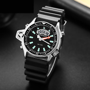 Automatic 22 Jewel Military Casual Style Watches Relogio Business Wristwatch