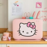 Hello Kitty Knife And Chopping Board Sterilizer Kitchen Appliance Tool Gadgets