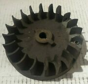 Briggs And Stratton 5hp Cast Iron Flywheel Vintage Small Engine