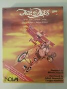 Ace Of Aces Wwi Air Combat Game Handy Rotary Deluxe Edition. Rare Sealed