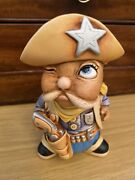 A Lovely Pendelfin Sheriff Figurine Good Condition