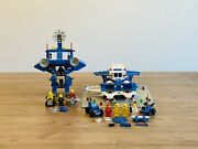 Vintage Lego Space Sets   6980 Galaxy Commander And 6951 Robot Command Ctr   Parts